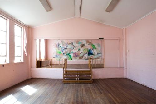 Ferretti_schoolhouse inspired mural