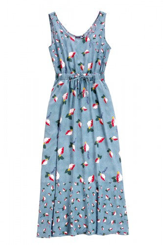 suno-uniqlo-maxi-printed-dress